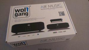 Wolfgang Air Music - Box