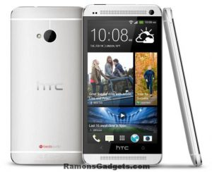 htc one zilver