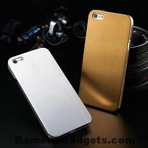 Category-Luxe Aluminium iPhone 5 Case