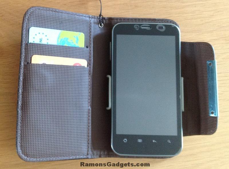 FlipCases AT-AS43D3-Met telefoon