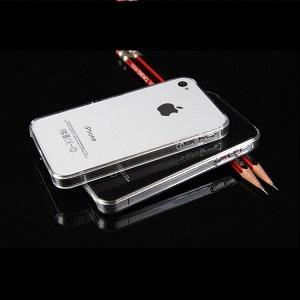 iPhone 4 - 4s Bumper - Doorzichtig
