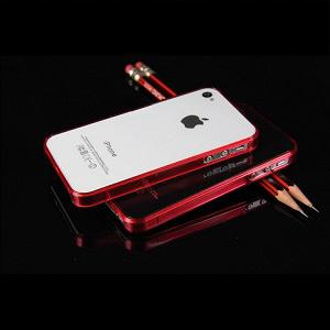 iPhone 4 - 4s Bumper - Rood