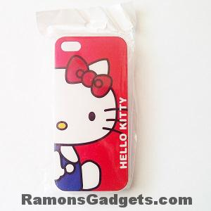 iPhone 5 - case - Hello - Kitty