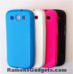 Samsung Galaxy 3 - Silicone case