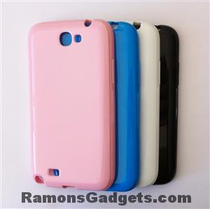 Samsung Galaxy Note II Silicone Case