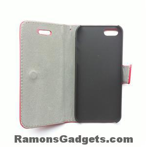 iPhone5s Bookcase flipcase met Krabbels design