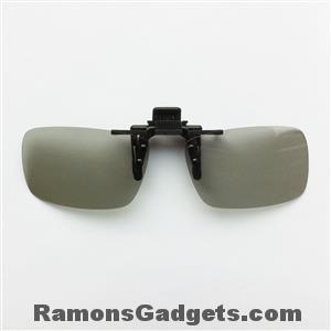 3D Bril RealD3D Clipon