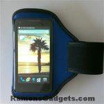 Sportband voor smartphone tot 4.5 inch