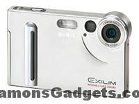 Digitale camera - casio Exilm EX-S2