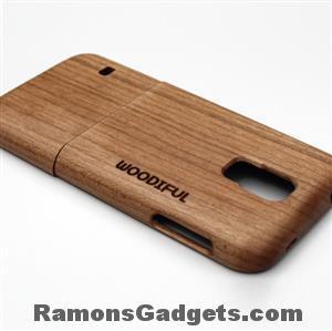 Woodiful Samsung Galaxy S5 Wood Cherry case