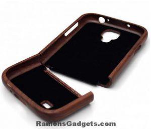 houten case samsung galaxy s4 - woodiful