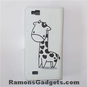 Wolfgang AT-AS50HD Flipcase met Print