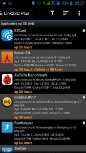 RamonsGadgets - Extra werkgeheugen met Link2SD