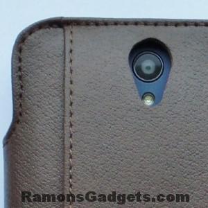 Wolfgang AT-AS55HD1 Universele Flipcase Kaleidengjpg LensOpening (Custom)