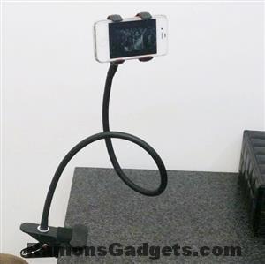 telefoonhouder - lange arm - lazy bed phone stand