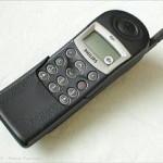 1997-Philips Diga - mijn eerste mobiele telefoon