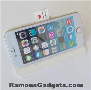 Universele Flipcase 360 met Print Maat 2 - Hema H3 Samsung Galaxy Iphone 6