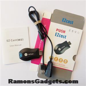 EZCast W2 - Chromecast alternatief