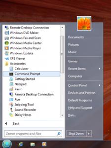Classic Shell Windows 8 start menu