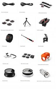 TomTom-Bandit-Accessoires