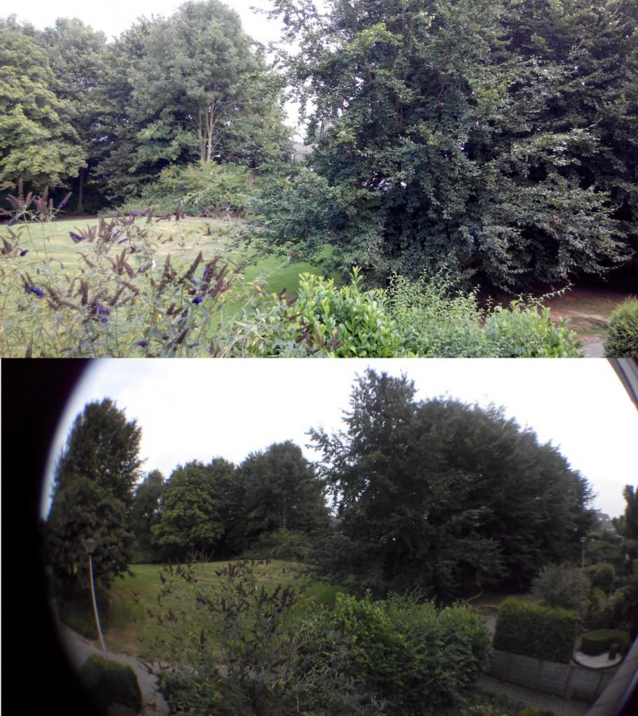 zoom tele fisheye lens voor smartphone