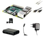 RaspBerry-Pi 2 - Model B Starter Kit