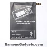 Wireless Qi receiver Samsung Galaxy S5