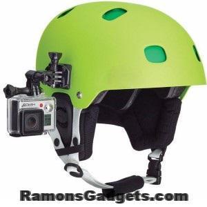 gopro Helmet side mount