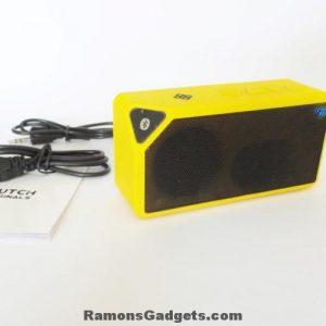 Dutch Original - Brick - Wireless Bluetooth Speaker Handsfree kit - bellen