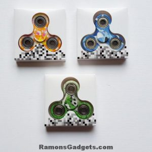 Fidget Spinner - Classic Camouflage