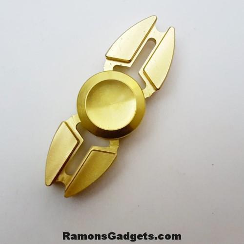 Fidget Spinner - Golden Ninja
