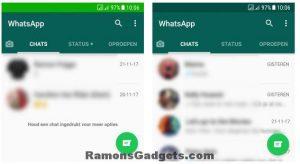 WhatsApp Duos (Clone) vs WhatsApp