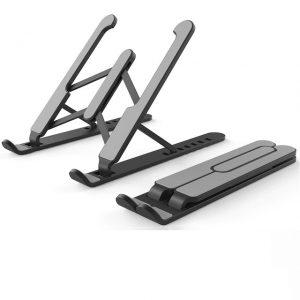 Laptop-standaard-Houder-Foldable-black